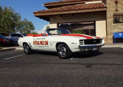 1969 Camaro SS / RS Indy Pace Car