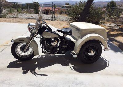 1970 Harley Servi Car