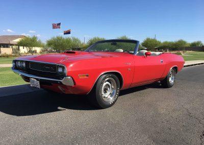 """1970 Dodge Challenger Convertible """"426"""" Hemi"""