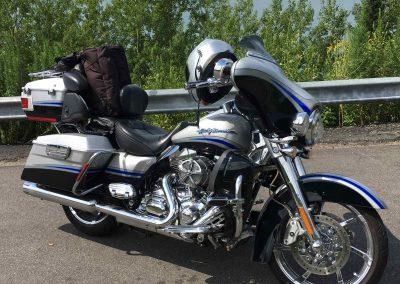 2009 Harley CVO