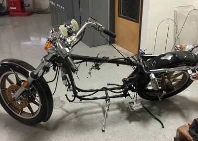 1978 HARLEY Sportster (Under Construction)