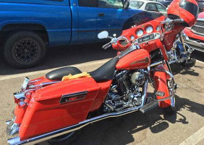2004 Harley Firefighter Special