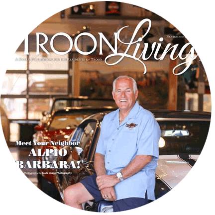 Troon Living: Meet Your Neighbor Alpio Barbara