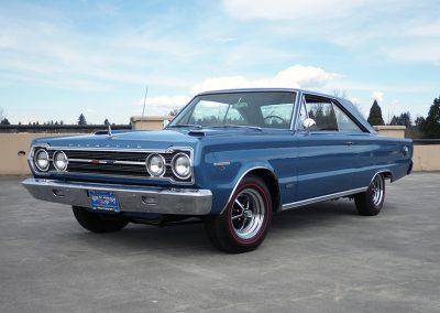 1967 Plymouth 426 Hemi GTX