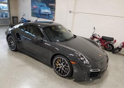 2016 Porsche Turbo